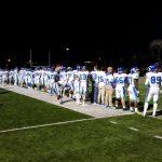 Varsity Football beat Kirkwood High School 41-17