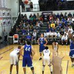 Boys Varsity Basketball beat Blue Springs High School 74-65