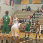 Boys Varsity Basketball beat Olathe South High School 67-59