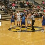 Girls Varsity Basketball beat Raymore-Peculiar 57-42