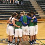 Girls Varsity Basketball beat Shawnee Mission-East 59-37
