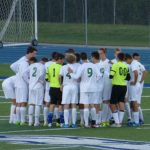 Blue Springs South Boys Varsity Soccer falls to Raymore-Peculiar 5-0