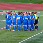 Blue Springs South Boys Varsity Soccer falls to Lee's Summit North 3-0