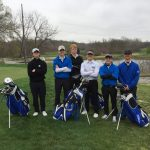 Blue Springs South Boys Varsity Golf finishes 2nd place