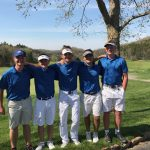 Blue Springs South Boys Varsity Golf finishes 6th place