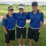 Blue Springs South Boys Varsity Golf finishes 5th place