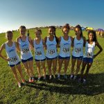 Blue Springs South High School Girls Varsity Cross Country finishes 9th place