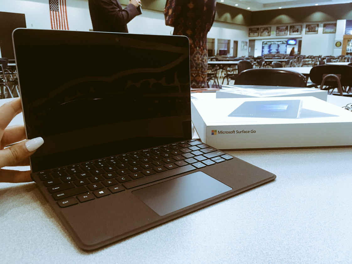 South students getting new technology