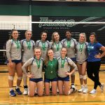 Jags JV Volleyball win tournament