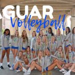 Jags Volleyball win against Grain Valley