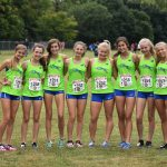 South Girls Cross Country Finishes 5th at Chile Pepper Festival