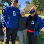 Senior Golfer Ayden Sackewitz competes at State tournament