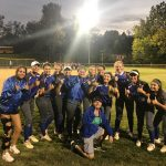 Softball shuts out Truman to move onto Quarterfinals against Liberty