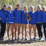 Girls Cross Coutnry Win 5th Consecutive District Title