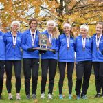 Girls Cross Country place 4th at State Championship