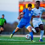 Boys Soccer falls to Rockhurst in Sectionals