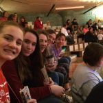 Thespian Cappie team get reviews published