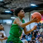 Varsity Boys Basketball fall to Blue Valley Northwest in close match