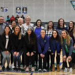 Varsity Girls Basketball celebrates Alumni Night with win over Park Hill