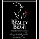 Save the Date for Beauty and the Beast (Feb 14th-16th)
