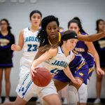 Jaguars defeat Wildcats in both Boys and Girls Basketball