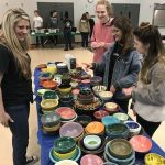 Sold Out Bowls for Souls donates money to food pantry and backpack program