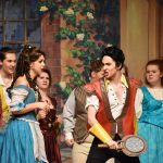 BSSHS Theater honored with six Cappie nominations for Beauty and the Beast, Padget up for Blue Star Award