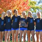 Entire Varsity Girls Cross Country team earn Academic All-State honors