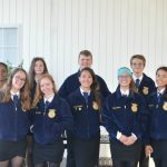 Senior FFA Members earn honors