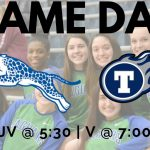 Come support Varsity Girls Basketball in their last home game
