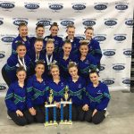 Touch of Silver wins state in 2 solo titles and team's mix routine