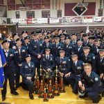 AFJROTC Drill Team take Grand Champions for the 3rd year in a row at Lee's Summit North!