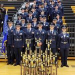 Drill Team finishes season with 2nd place at Smith-Cotton