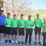Boys Golf Takes 1st at Jaguar Invitational