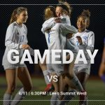 Come support Varsity Girls Soccer at LSW tonight