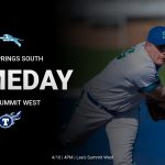 Come support Varsity Baseball at Lee's Summit West