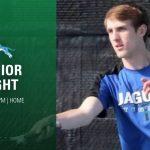 Come celebrate Senior Night with Boys Tennis, honor Senior Will Sheridan