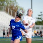 Girls Varsity Soccer get win against Lee's Summit to begin home tournament