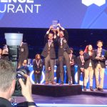 Senior DECA members Thomas Wons and Matthew Tiller place 1st in nation in Virtual Business Restaurant
