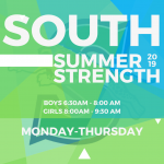 South: Summer of Strength