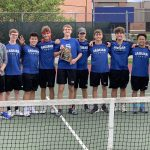 Blue Springs South wins Districts for 3rd Year in a Row