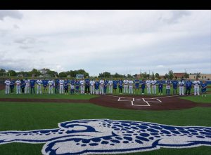 Teacher Appreciation Game (Varsity Baseball)