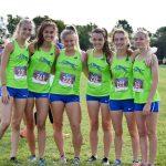South Girls XC Wins Ray-Pec Invitational