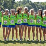 Girls Cross Country Finishes 7th at Chile Pepper Festival