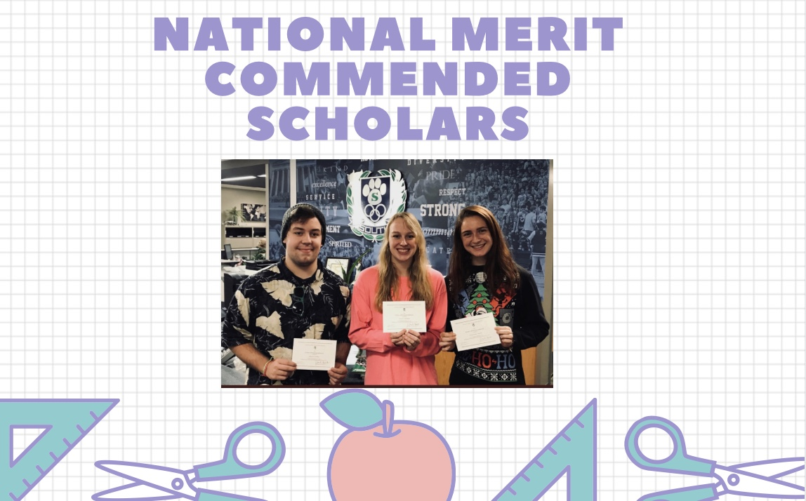 National Merit Commended Scholars- Wow!