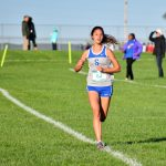 Girls Cross Country Finishes Second at Conference