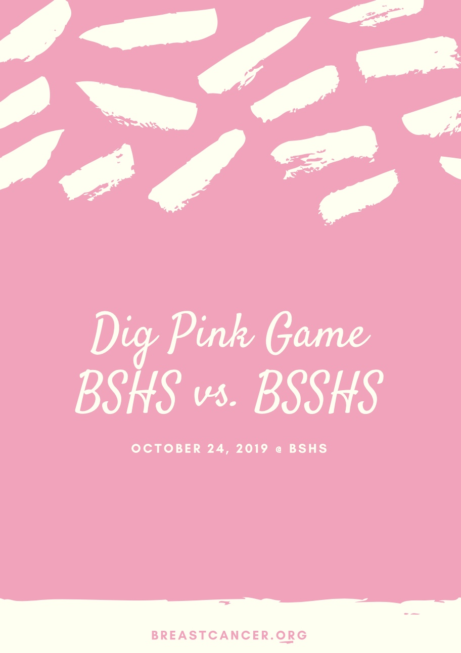 13th Annual Dig Pink Volleyball Game