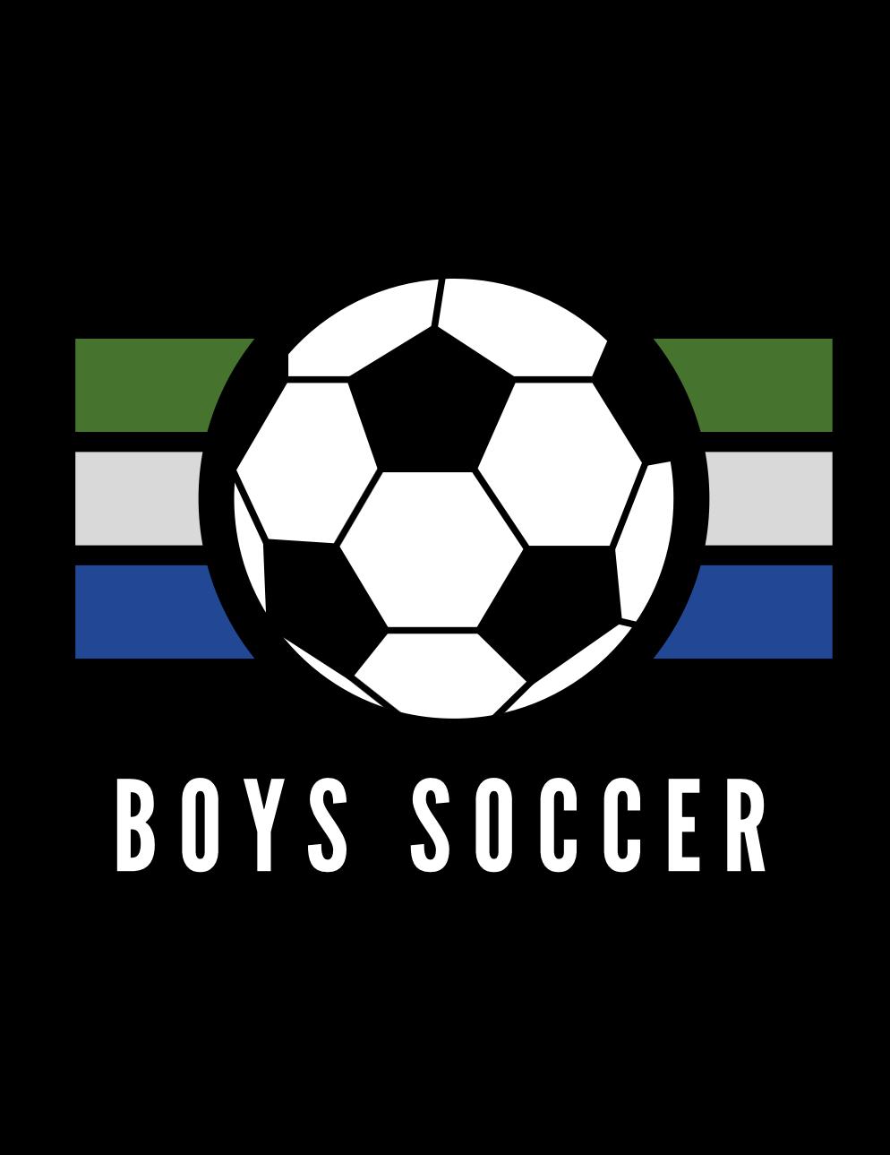 Boys Soccer Wins Big Against Blue Springs