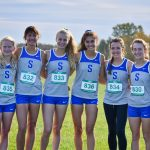 Girls XC Qualifies for Sectionals