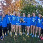 South Girls XC is Headed to State